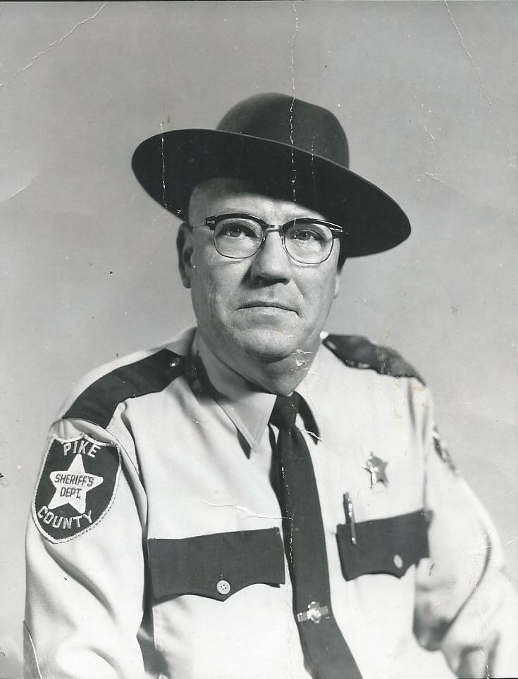 History of the Sheriff's Office - Pike County Sheriff's Office